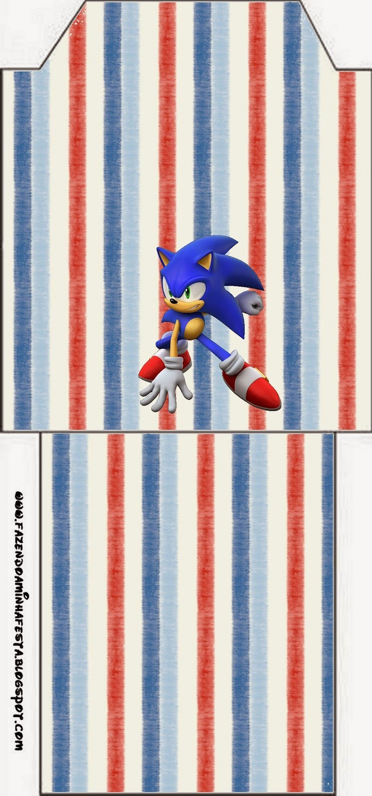 Bag Tea of Sonic.