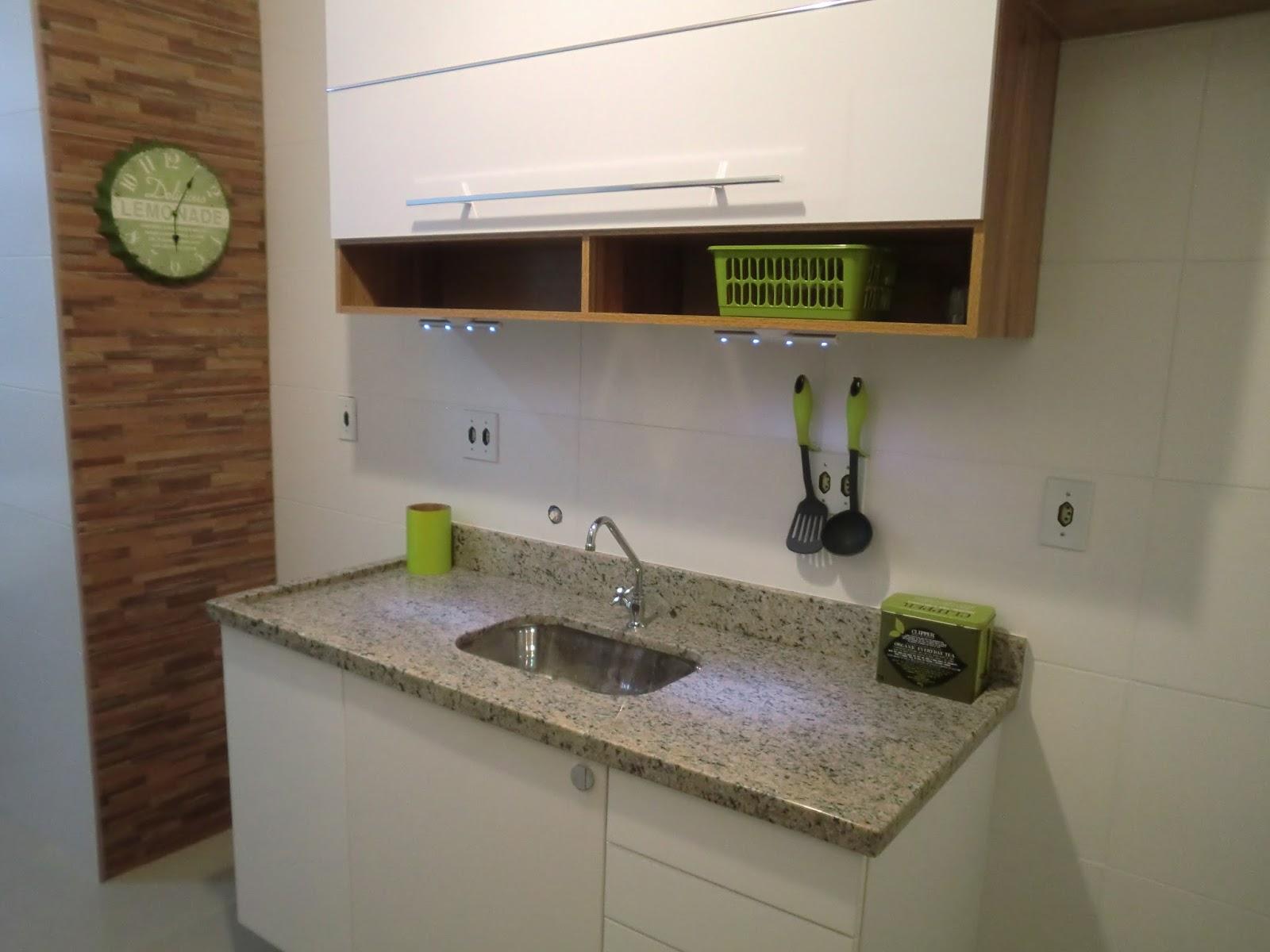 Como Reformar Uma Cozinha Pequena Apartamento De M Perfeito Para