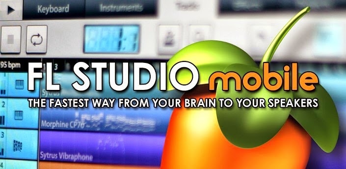 FL Studio Mobile v1.3.1 Apk For Android  sweet cherry