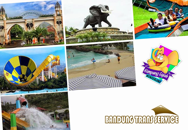 Paket Wisata Kampung Gajah