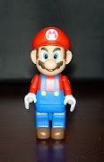 K'Nex Mario, Luigi, And Yoshi (With Size Comparisons!)