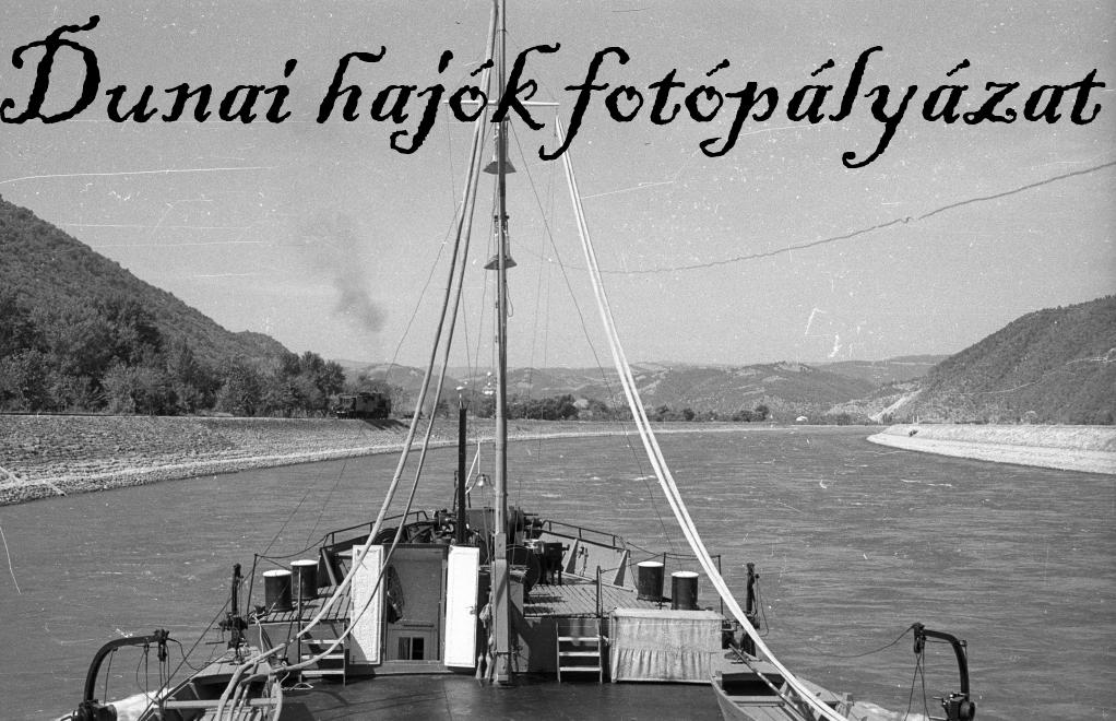 Dunai hajók fotópályázat