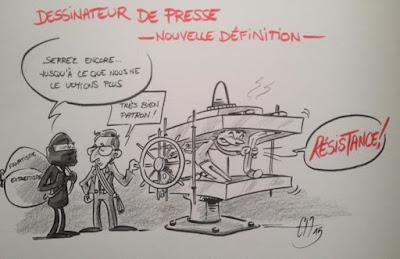Continuons à dessiner - Guillaume Néel ©