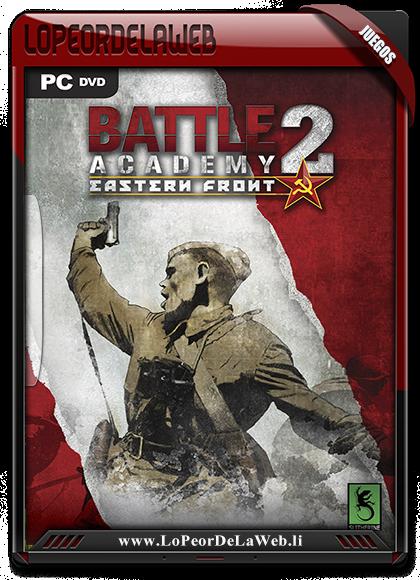 Battle Academy 2: Eastern Front Multilenguaje (Castellano)