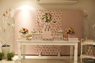 mesa Chá de Bebê de Nina!!!