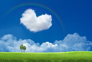 liebesbilder, herzenbilder, herz, love, love picture, wolken, wolke