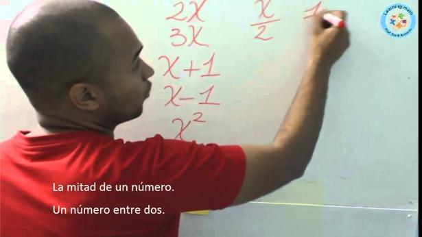 Canal de Matemáticas en YouTube