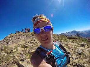 Entrenos Trail Pirineos: Aspe 2645m