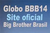 Globo bbb14, site oficial Big Brother Brasil 2014
