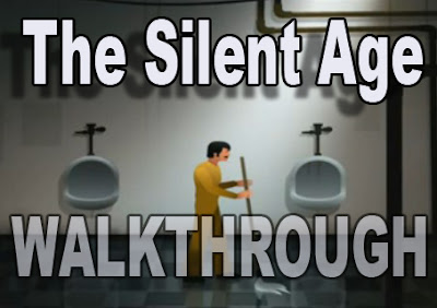 The Silent Age walkthrough (iphone, ipad, ipod touch)