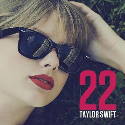 #listen: Taylor Swift chooses bubblegum 22 as her next single!