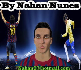 FIFA 12 Face Update Cristian Tello By Nahan Nunes