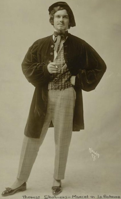 AMERICAN BARITONE THOMAS CHALMERS (1884 - 1966) CD