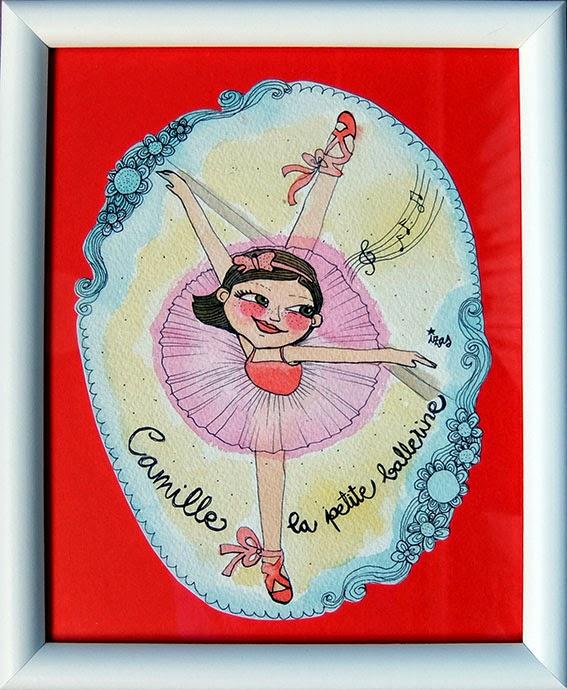 Camille Bailarina