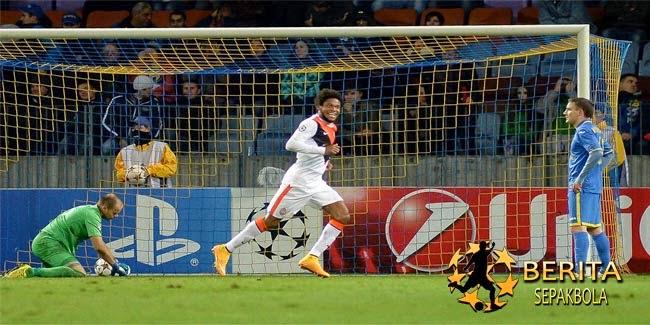 Guardiola: Shakhtar Tak Hanya Andalkan Luiz Adriano