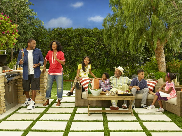 Black-ish - Season 1 - New Set Of Cast Promotional Photos