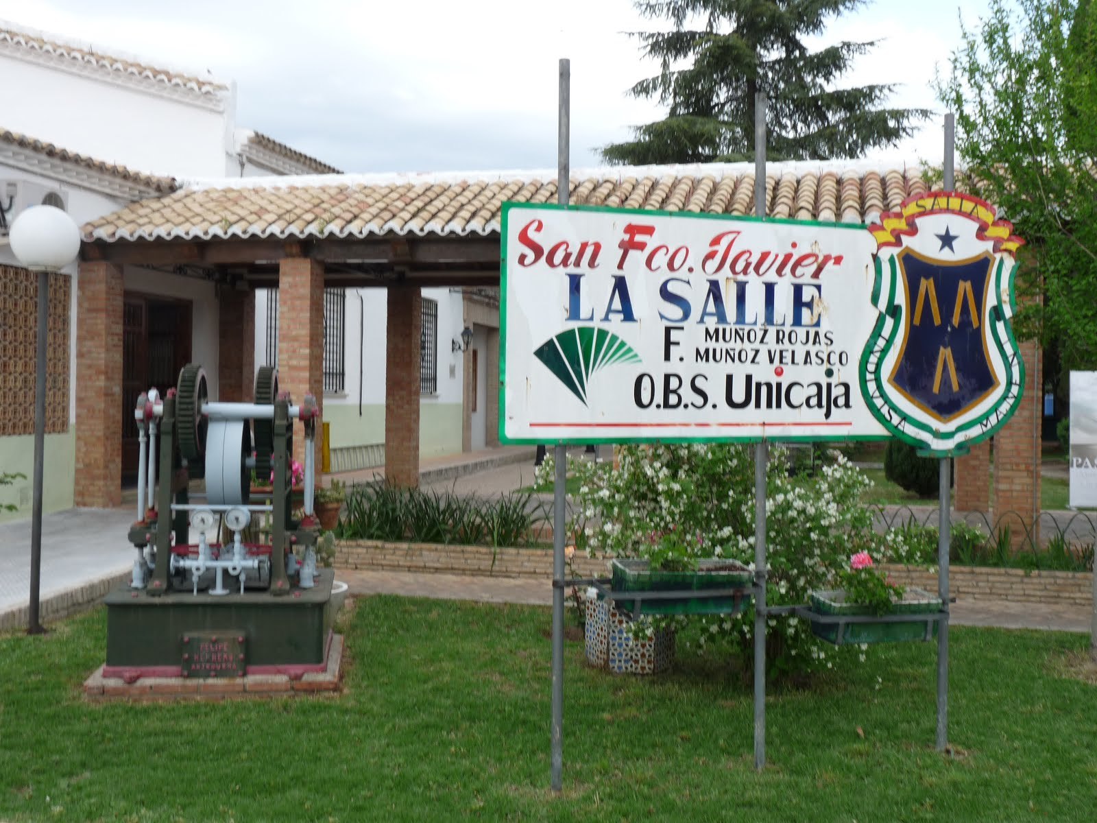 CENTRO SAN FCO JAVIER - VIRLECHA LA SALLE