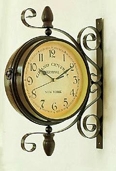 Orologio da parete stile antico for Orologi da parete vintage