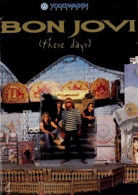 MCSFlashback: These Days Tour - Bon Jovi Live in Manila 1995 ~ The