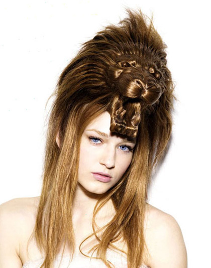 Animal Styles- Hair Styles-For Womans Styles - Gregory Fashion ...