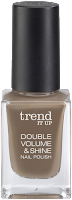 Preview: Die neue dm-Marke trend IT UP - Double Volume & Shine Nail Polish 120 - www.annitschkasblog.de
