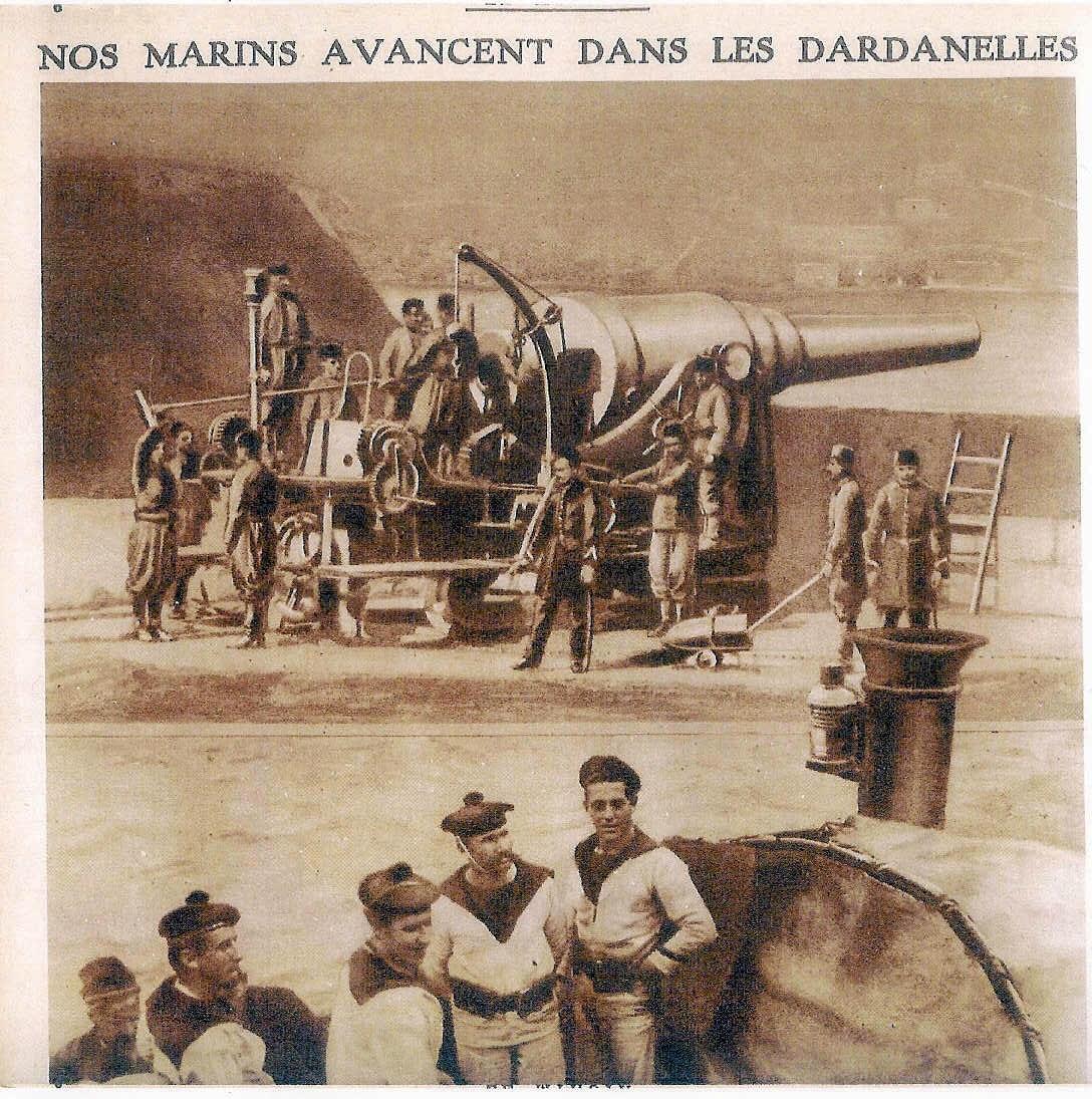 Historim journal de pierre brengou les dardanelles for Pierre mabille le miroir du merveilleux