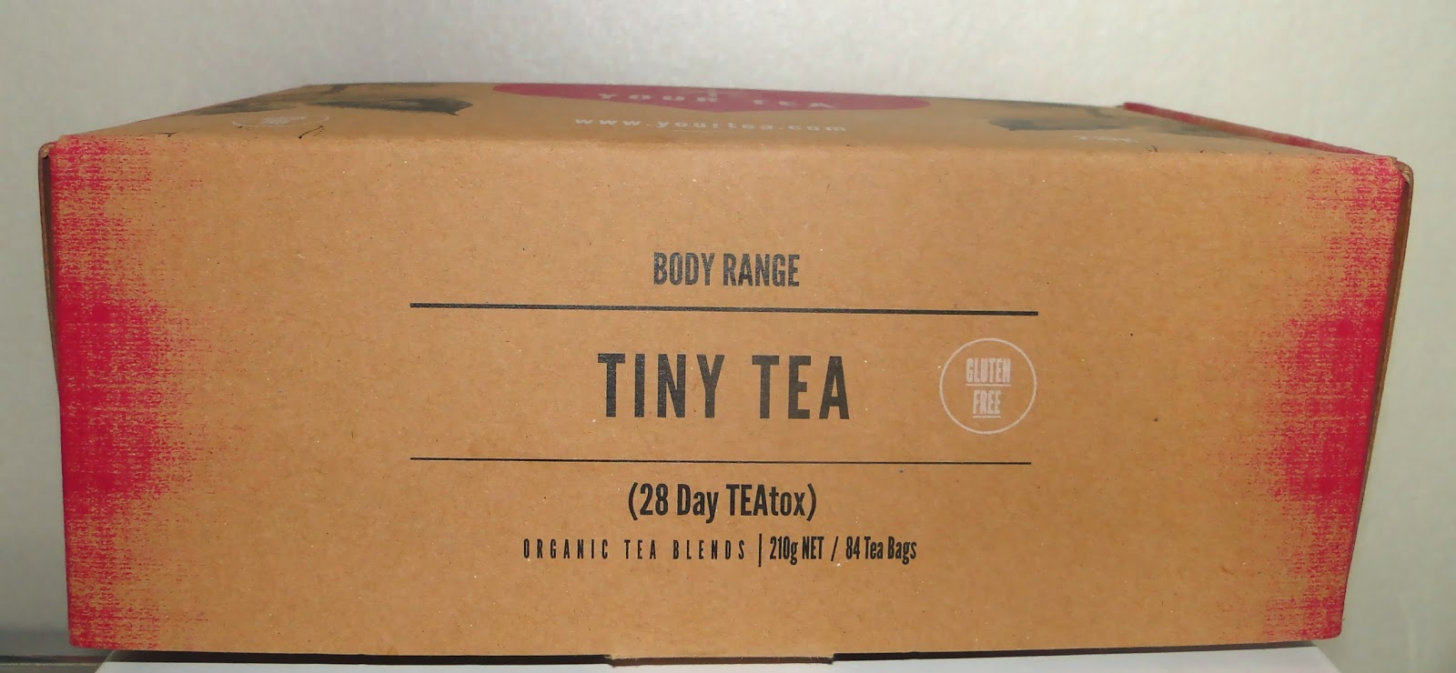 Tiny Tea, B Slim, Thé minceur, Maigrir, Your Tea, Gluten Free