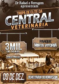 Dia 09 de Dezembro tem Tropa de Elite no Parque Mirta Vitoria com 3 mil em prêmios
