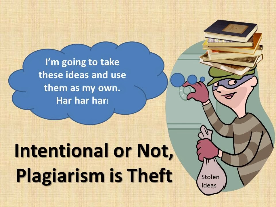 If you buy an essay off a web site is that plagiarism?