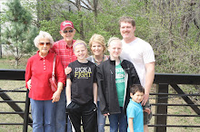 At the Tulsa Zoo with Gpa & Gma Raley