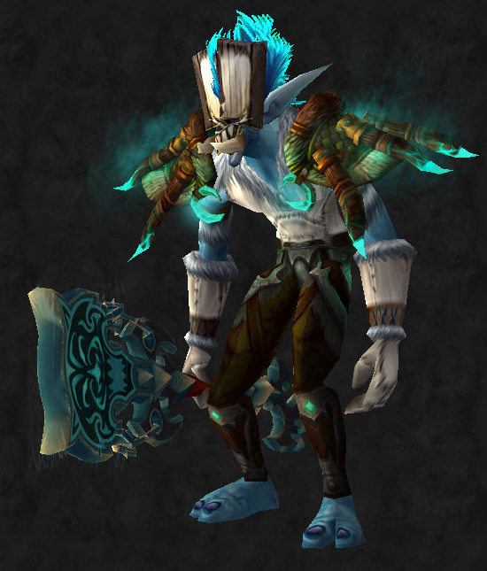 and claws survival transmog