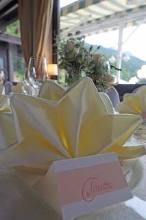 Namenskarten Farbklar von die Kartenmacherei - Hochzeit in Blush und Nude