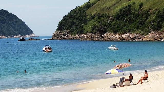 Praia do Toque in Brazil