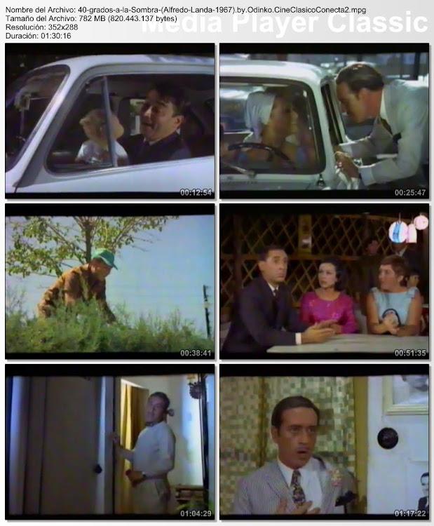40 grados a la sombra | 1967 | Con Alfredo Landa