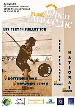2ème Open National 13/14 Juillet