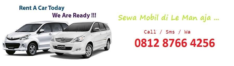 Sewa Rental Mobil I 0812 8294 3137