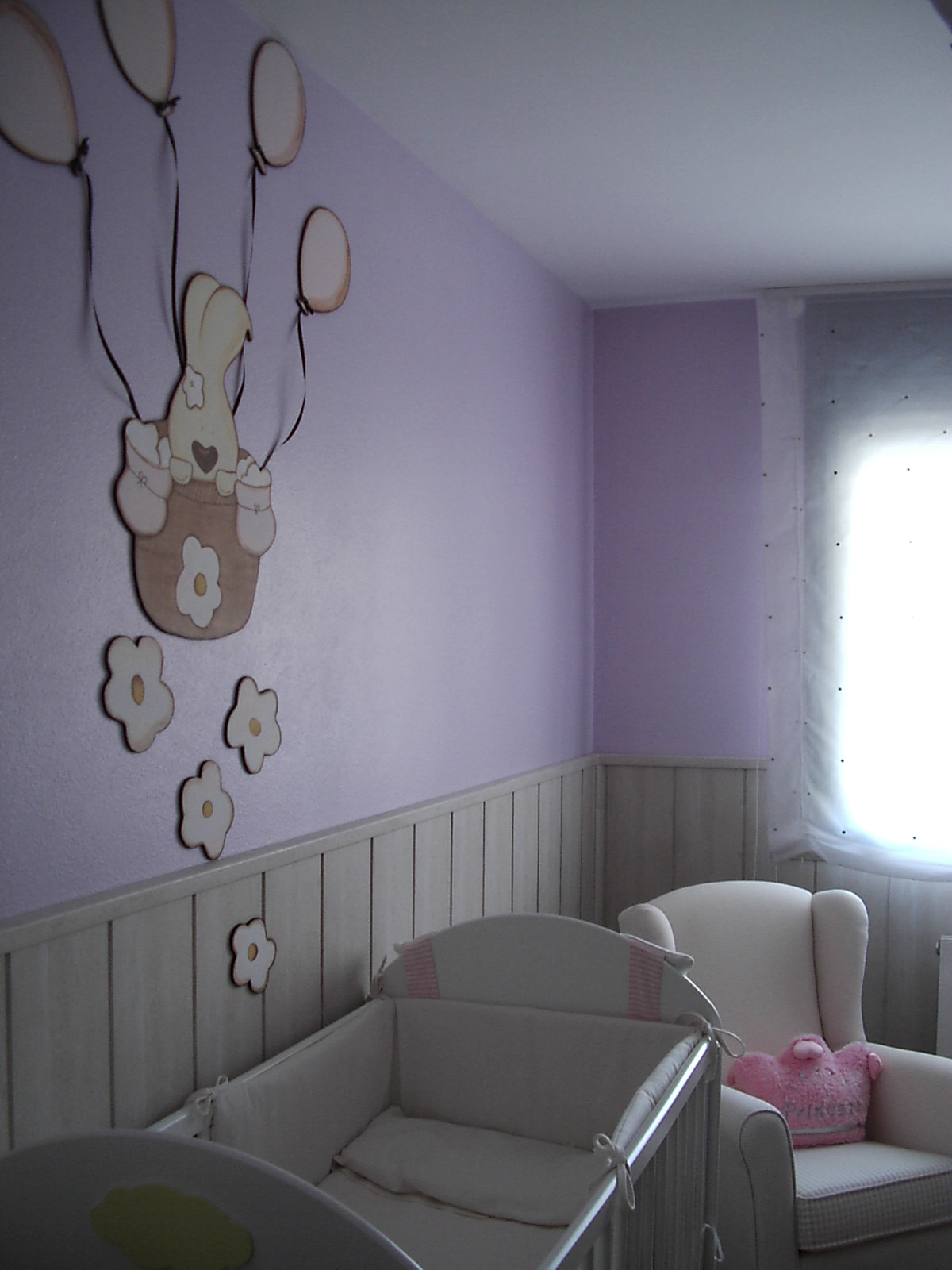 deco chambre b b d coration chambre b b fille. Black Bedroom Furniture Sets. Home Design Ideas