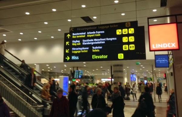 sl access card arlanda airport