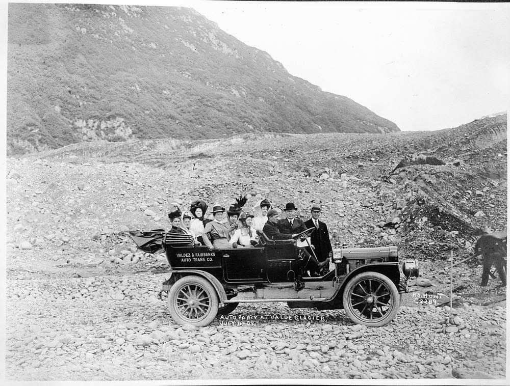 Fountainhead Antique Auto Museum: The First Automobiles in Alaska