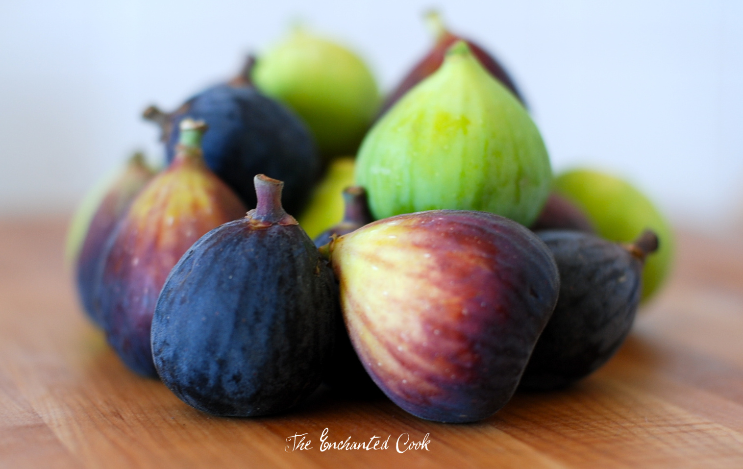 The Enchanted Cook: All About Figs plus a Fig and Goat Cheese