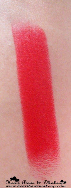 Review & Pictures: MAC RiRi Woo & Comparison with MAC Ruby ...