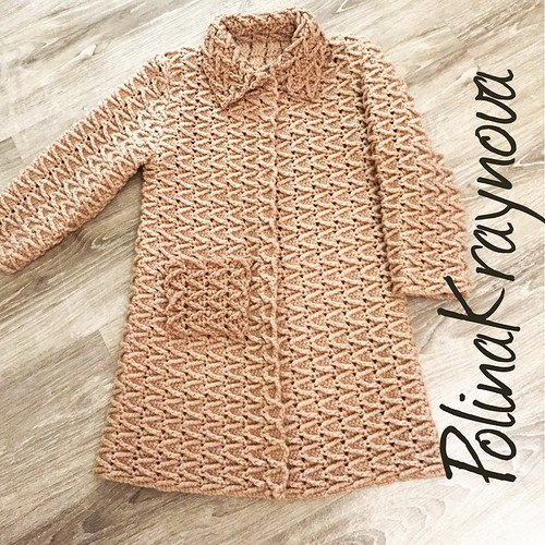 Crochet Patterns to Try: Free Crochet Patterns For 3 Winter Coats ...