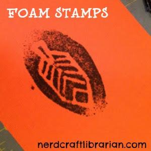 nerd craft librarian