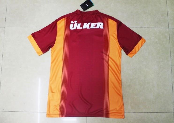 Galatasaray 14-15 Home Football Jersey