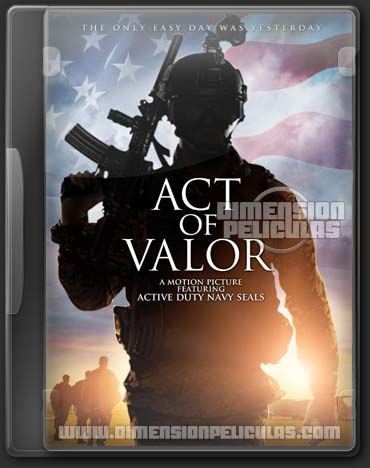 Act Of Valor (DVDRip Español Latino) (2012)