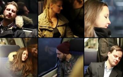 ¿Estarías dispuesto a escuchar comerciales mientras duermes en el metro? nueva tecnología lo hace realidad
