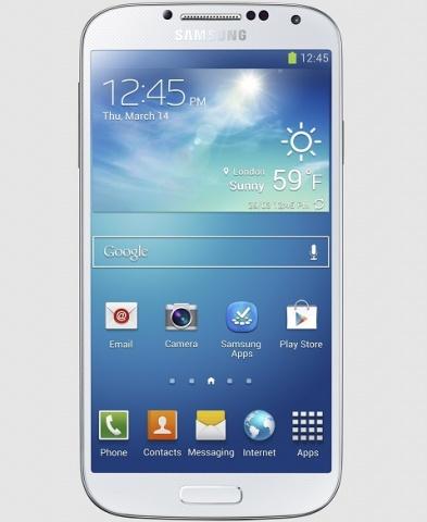 Samsung Galaxy S4 Akhirnya Resmi Di Luncurkan