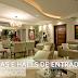 Salas com halls de entrada integrados – saiba como criar um cantinho para receber na sua casa/apartamento!