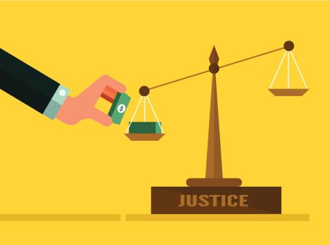 Lemahnya Hukum di Indonesia