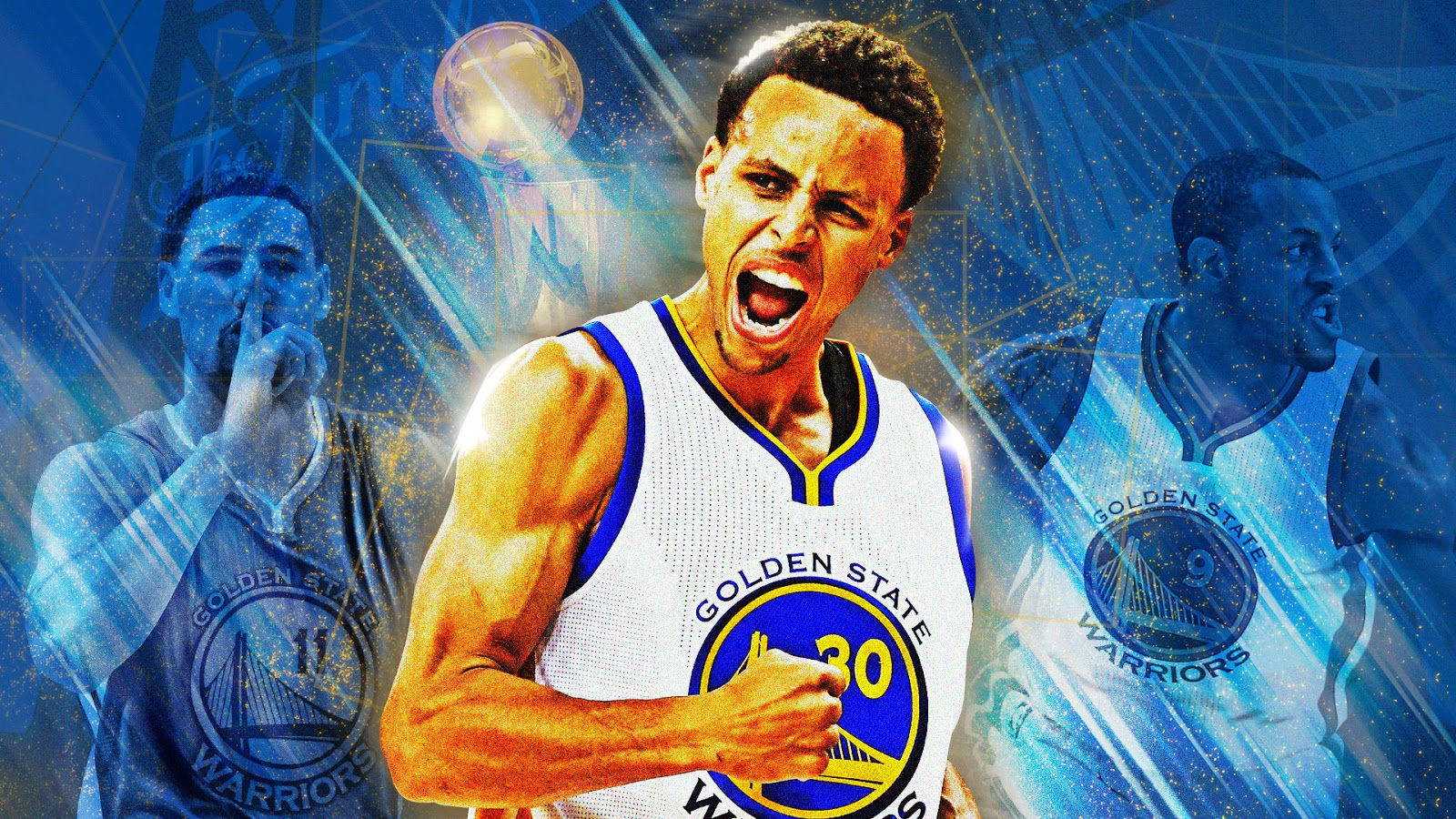 Stephen Curry Golden State Warriors HD Photo